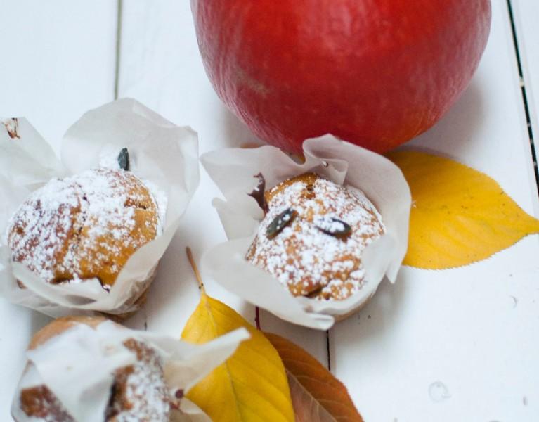 Chia Pumpkin Muffin