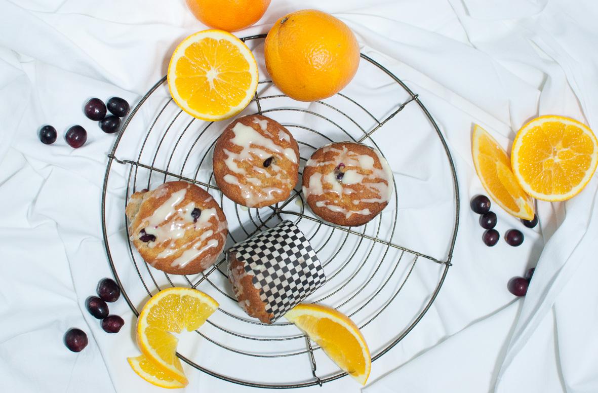 Cranberry Orange Muffin http://vollgut-gutvoll.de/2015/11/25/cranberry-orangen-muffin/ 