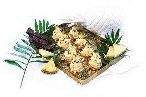 Ananas Kokos Cupcakes http://wp.me/p6GO5w-HS
