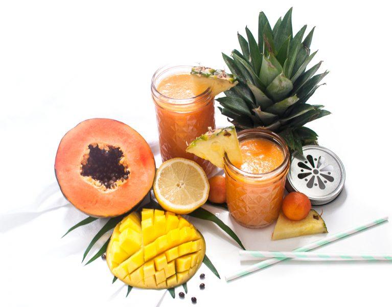 Ananas_Papaya02