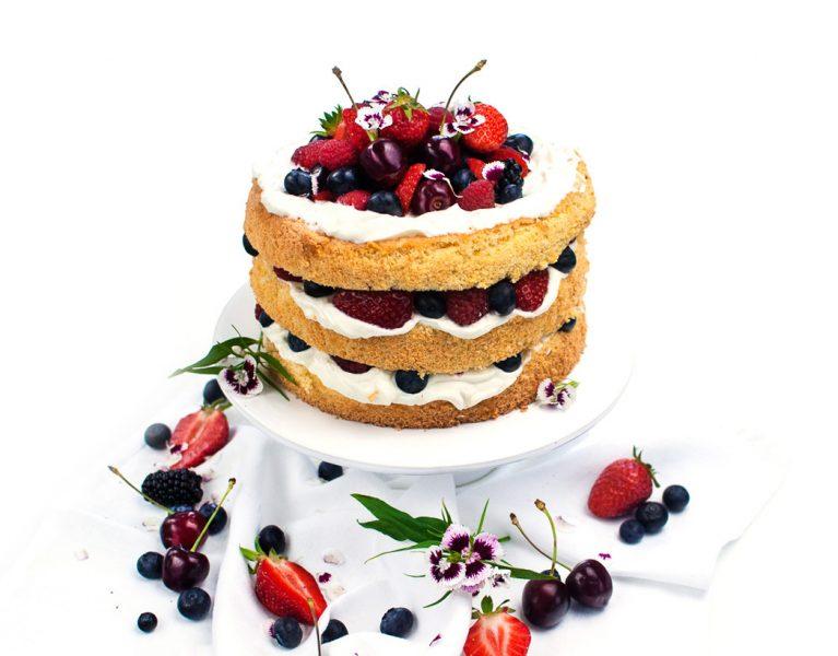 fruchtige Beerentorte http://wp.me/p6GO5w-Ky