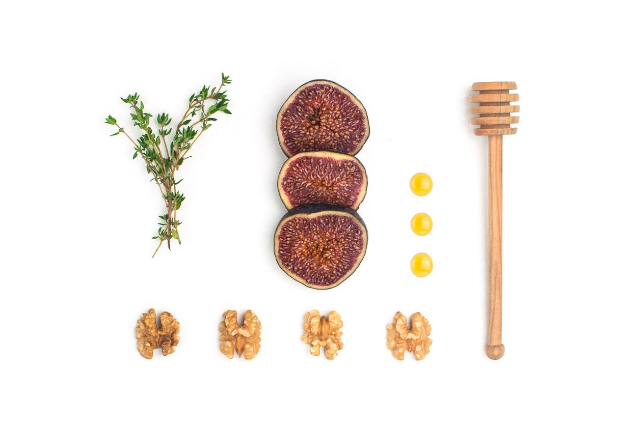 gebackene Feigen mit Schafskäse-Honig Crumble http://wp.me/p6GO5w-10p
