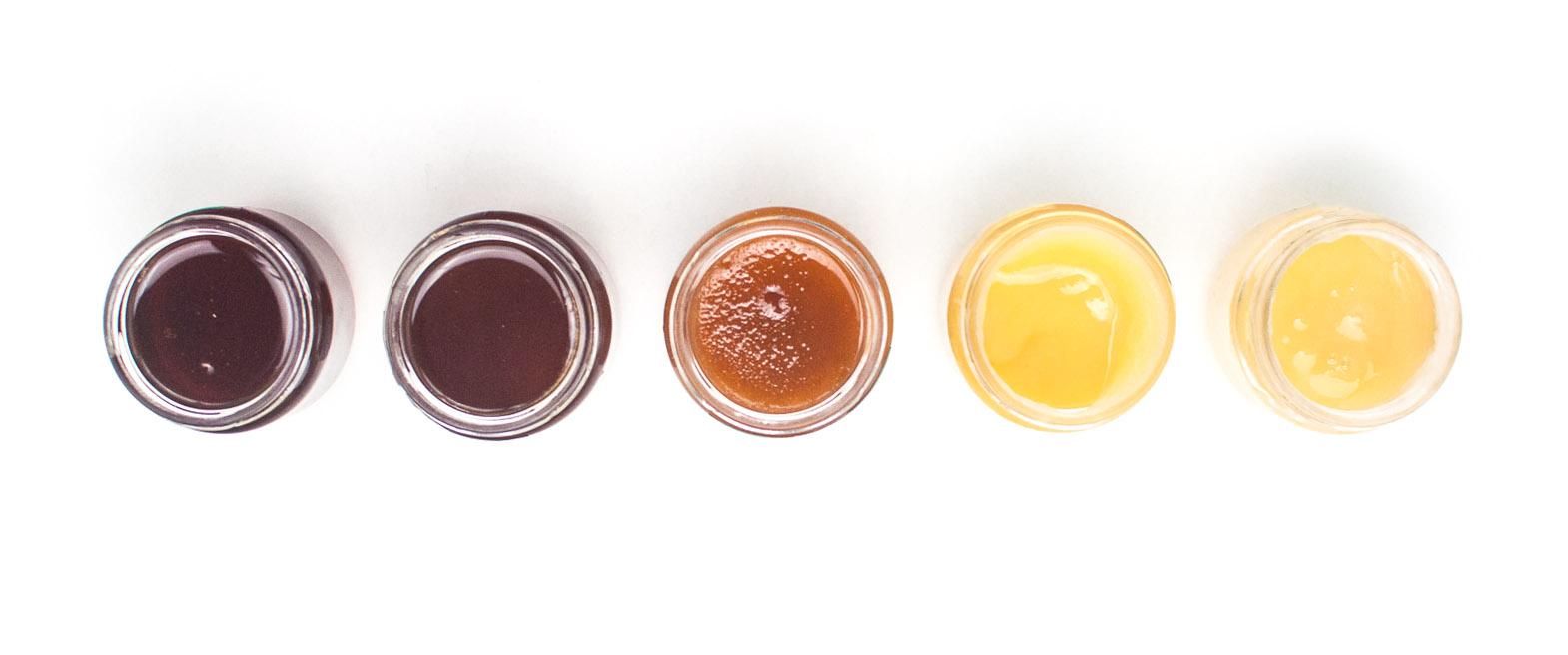Honig - gebackene Feigen mit Schafskäse-Honig Crumble http://wp.me/p6GO5w-10p
