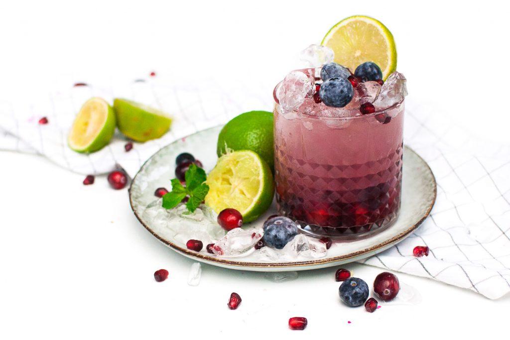Granatapfel Lychee Mojito http://wp.me/p6GO5w-QA