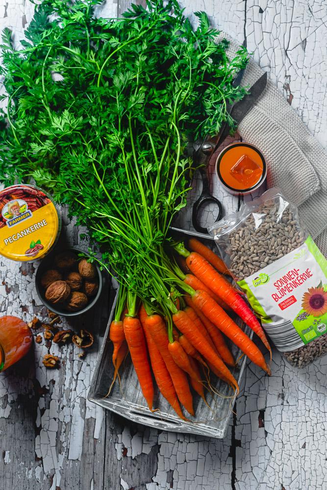 Carrot Cake Granola